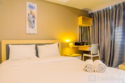 Best Modern 1BR Grand Kamala Lagoon Apartment By Travelio