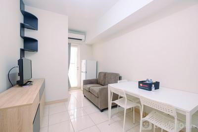 Beautiful and Cozy 2BR at Springlake Summarecon Bekasi Apartment By Travelio