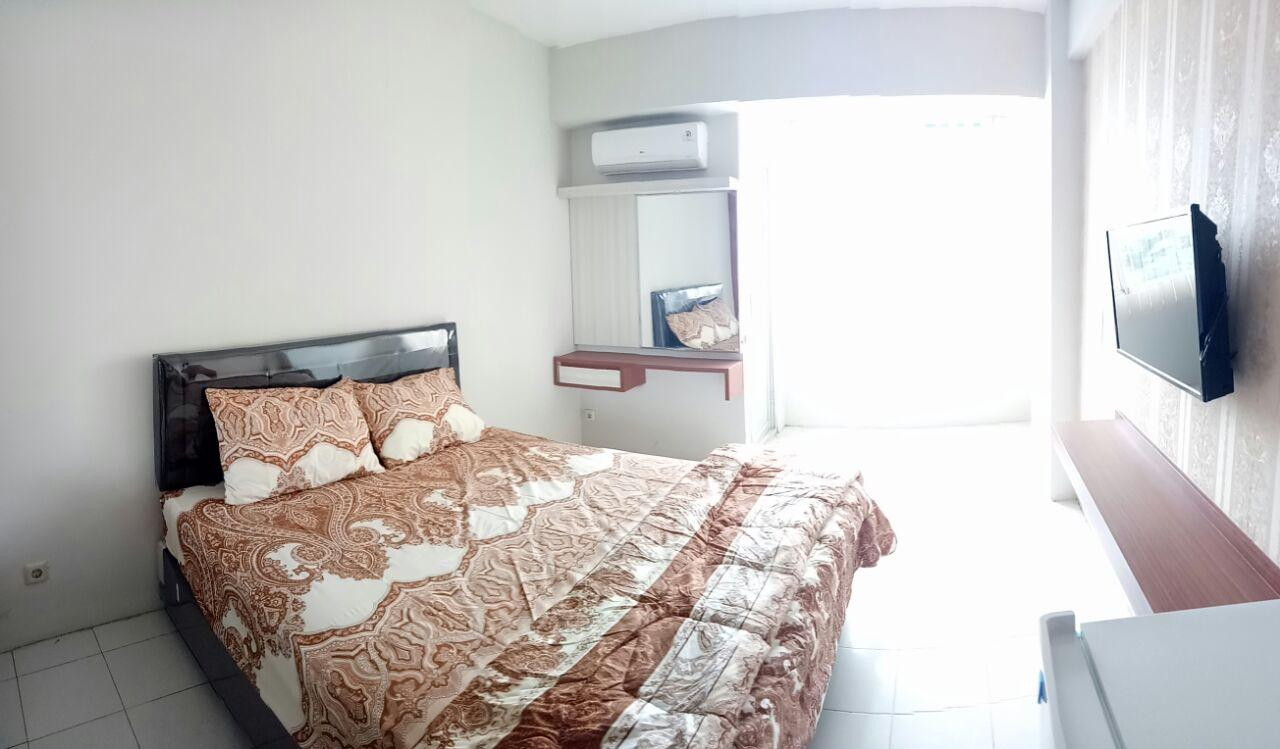 Emerald Towers Bandung - Studio Room With Mountain View 05A @ Emerald Tower Apartment By Nanda