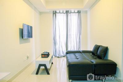 Wonderful 2BR at Gold Coast Apartment Pantai Indah Kapuk By Travelio