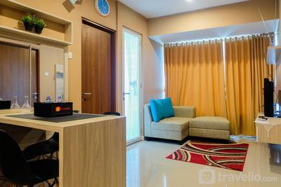 Premium 2BR Apartment @ Grand Kamala Lagoon By Travelio