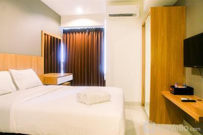 Comfy Studio Grand Kamala Lagoon Apartment By Travelio