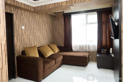 Homey 3BR The Jarrdin Apartment near CiWalk Mall By Travelio