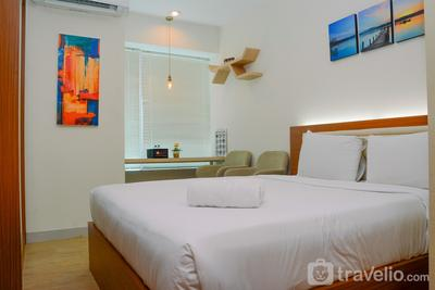 Best View and Comfy Studio Apartment @ Grand Kamala Lagoon By Travelio