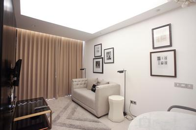 Premium 2BR Apartment near Marvell City Mall at The Linden By Travelio