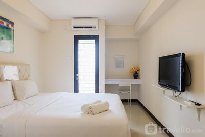 New Furnished Studio Room @ 19 Avenue Apartment By Travelio