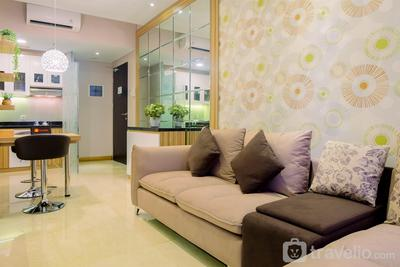 Comfy and Modern 1BR at Lexington Apartment By Travelio