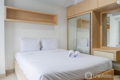 Spacious Studio Room Apartment at Grand Sungkono Lagoon By Travelio