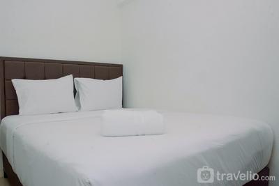 Homey 2BR Apartment at Bassura City Cipinang By Travelio