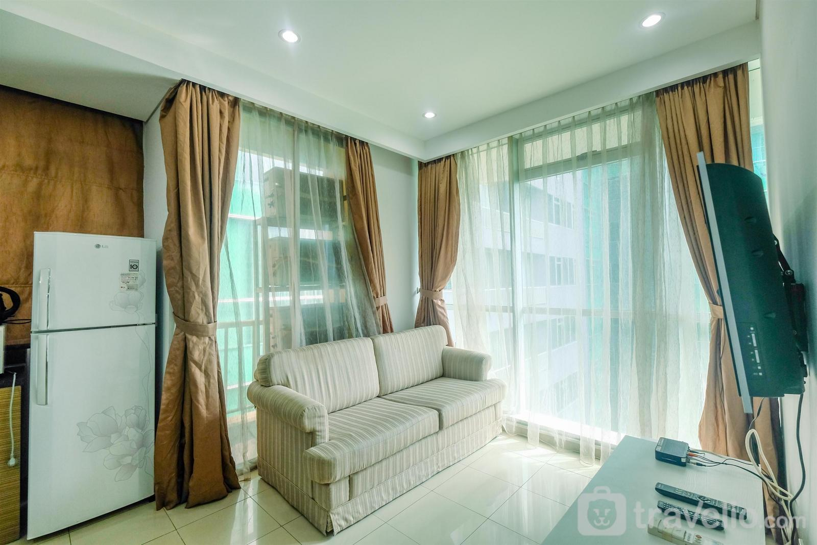Kuningan Place Apartment - 2BR Apartment with Study Room @ Kuningan Place Apartment By Travelio