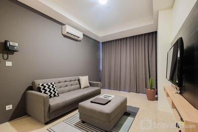 2BR Pancoran L'Avenue Comfy Apartment By Travelio