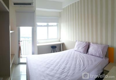 Full Furnished Studio Room 19th Floor At Gunawangsa Merr Apartment