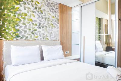 Best View 2BR Apartment near Marvell City Mall at The Linden By Travelio