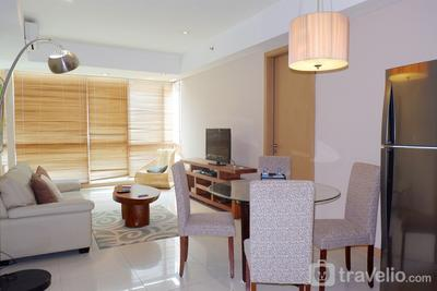 2BR Apartment Kemang Village Connect to Mall By Travelio
