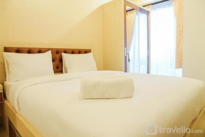 Comfortable Studio Apartment @ Grand Kamala Lagoon By Travelio
