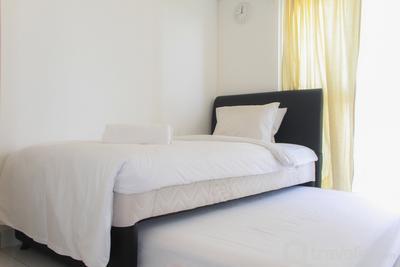 Simply Minimalist Studio at Casa De Parco Apartment By Travelio