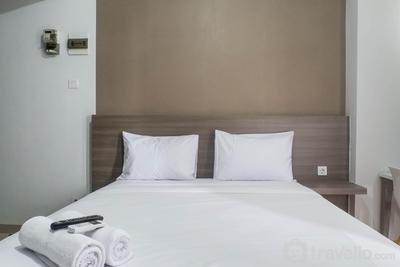Modern Studio at Taman Melati Apartment By Travelio
