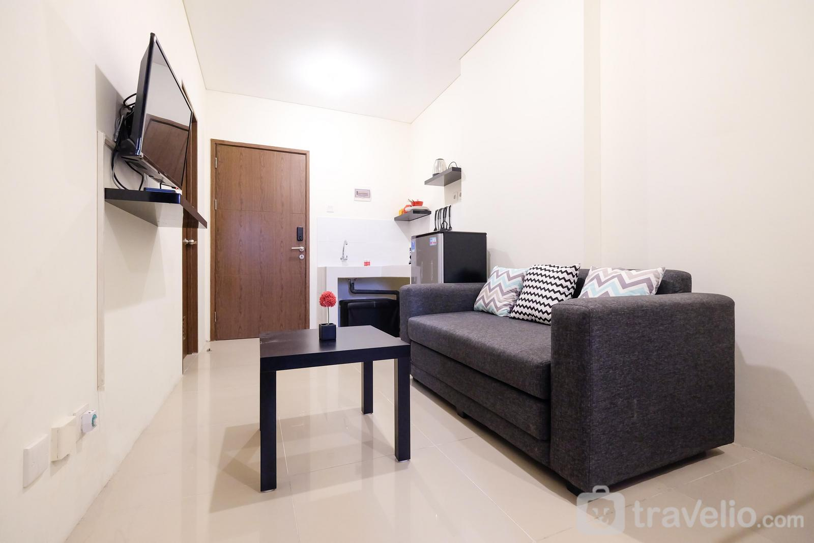 Northland Ancol - Comfort 2 BR Northland Ancol Apartment Near Mangga Dua And Kemayoran By Travelio