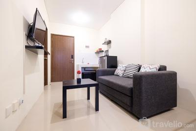 Comfort 2 BR Northland Ancol Apartment Near Mangga Dua And Kemayoran By Travelio