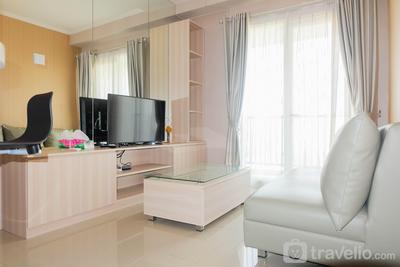 Comfy 2Bedroom at Signature Park Grande Apartment By Travelio