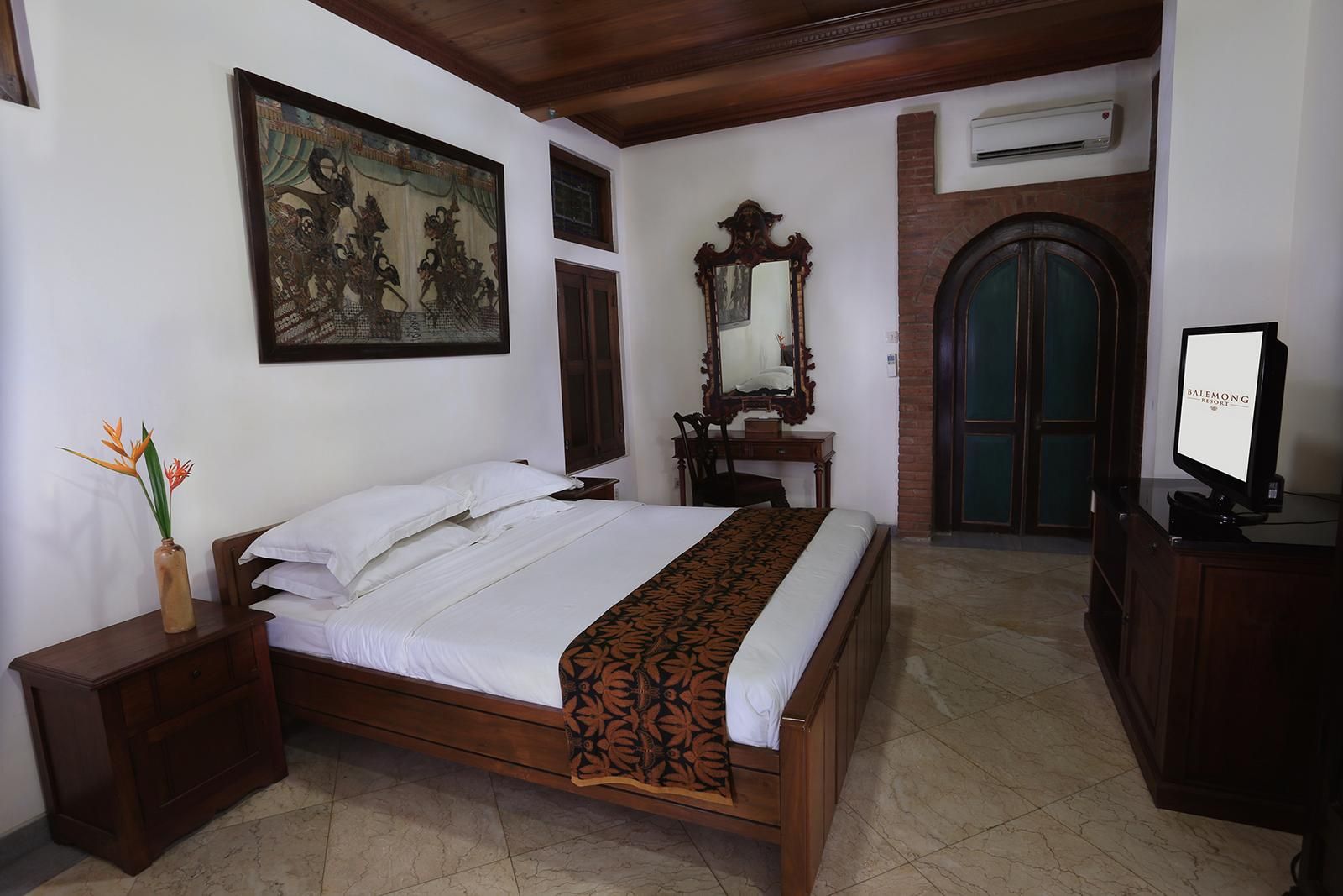 Suite Room Balemong Resort Ungaran
