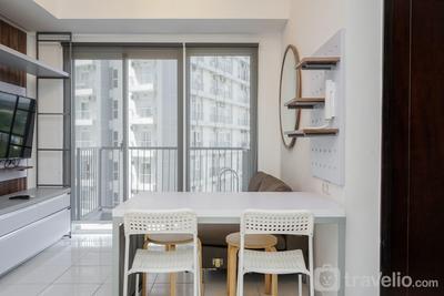 Premium Relaxing 2BR at Casa de Parco Apartment By Travelio