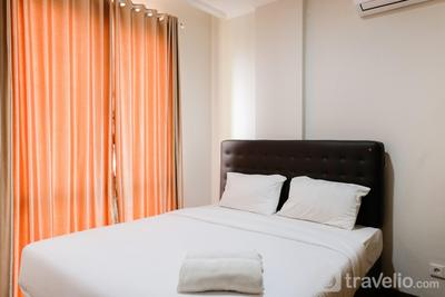 Comfy 1BR Asatti Apartment at Vanya Park BSD By Travelio