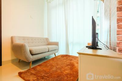 Spacious 1BR Brooklyn Apartment near Alam Sutera By Travelio