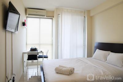 Cozy Studio @ Tifolia Apartment near Kelapa Gading By Travelio