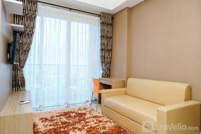 Best View 2BR Puri Mansion Apartment By Travelio