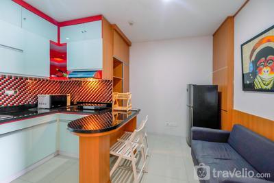 Elegant 1BR at Tamansari Semanggi Apartment By Travelio