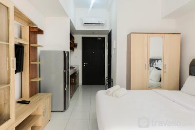 Comfortable and Spacious Studio Casa De Parco Apartment By Travelio