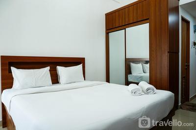 Comfort Modern Studio The Nest Puri Apartment By Travelio
