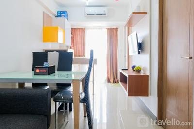 Well Appointed 2BR Apartment at Bintaro Park View By Travelio