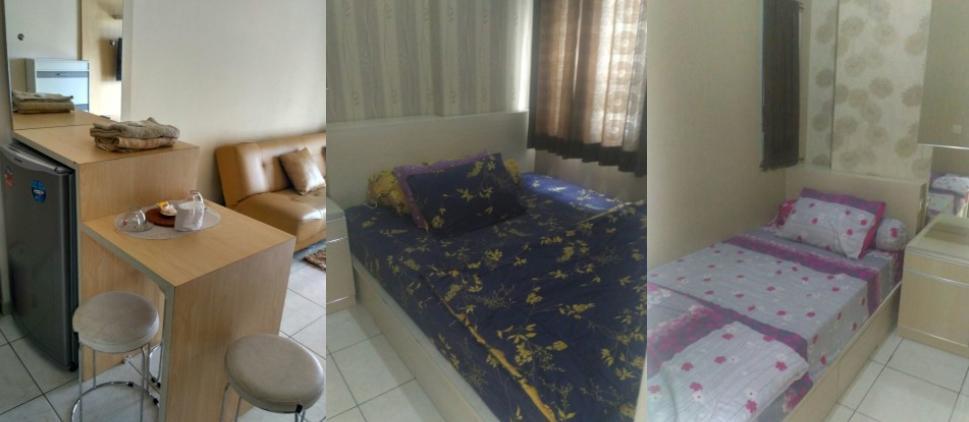 Apartemen Grand Center Point Bekasi - 2 Bedroom @ Grand Center Point Apartment Bekasi By Rosani