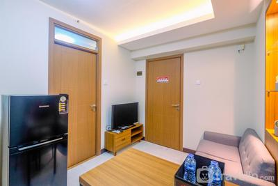 Comfortable 2BR Apartment at Cinere Resort By Travelio