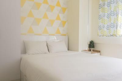 Comfort 2BR at Meikarta Apartment By Travelio