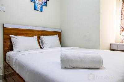 Homey 2BR Apartment @ Grand Icon Caman By Travelio