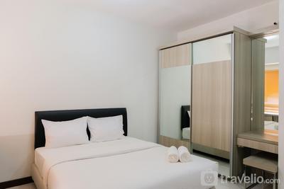 Brand New Cozy Studio at Scientia Apartment By Travelio