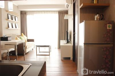 Gorgeous 2BR Apartment at Gateway Pasteur near Exit Toll By Travelio