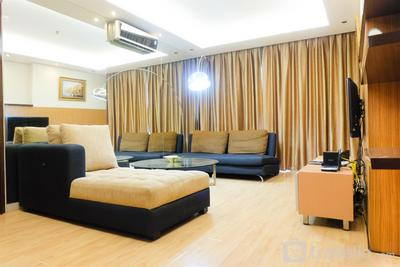 Best 1BR Apartment at Hampton's Park Residence By Travelio