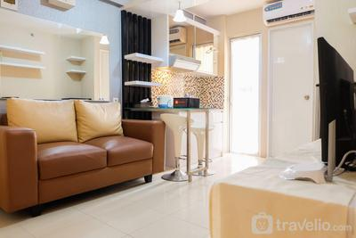 Contemporary 2BR at Bassura City Apartment By Travelio