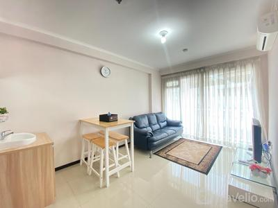 Modern & Comfy 2BR at Gateway Pasteur Apartment By Travelio