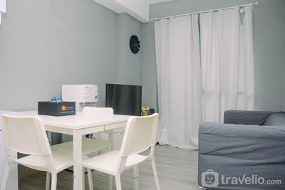 Beautiful and Comfy 2BR Apartment at Royal Olive Residence By Travelio