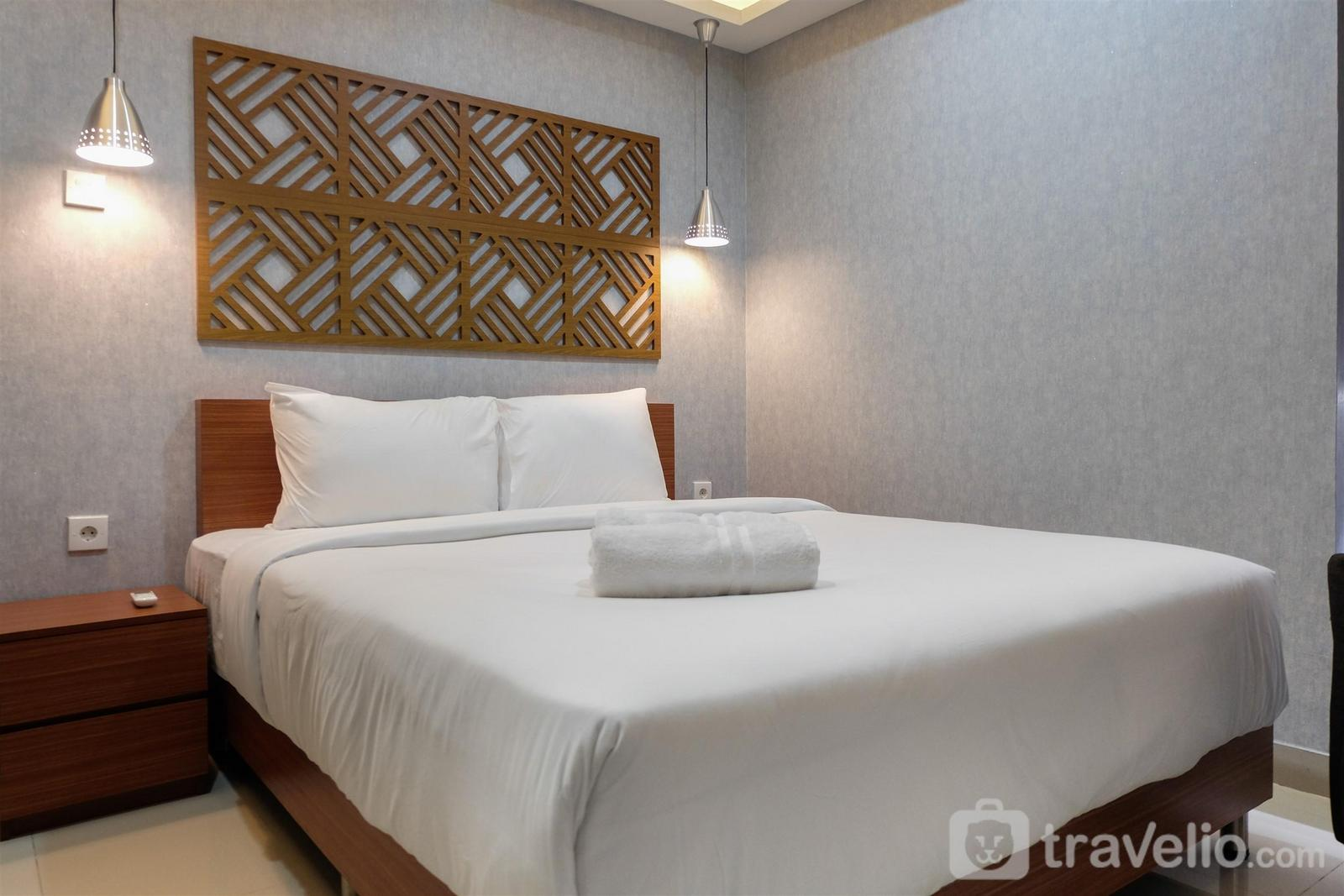 The Oasis Cikarang - Comfortable 2BR @The Oasis Apartment By Travelio