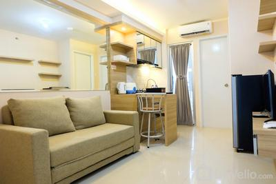 Clean 2BR Bassura City Apartment By Travelio