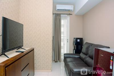Gorgeous 2BR Springlake Summarecon Apartment By Travelio