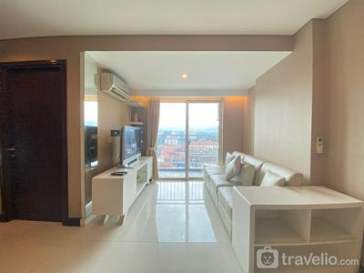 Deluxe & Well Appointed 2BR at El Royale Apartment By Travelio