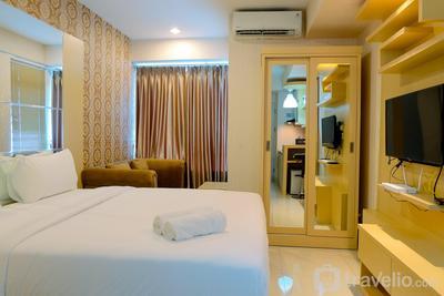 Elegant Studio Grand Kamala Lagoon Apartment By Travelio