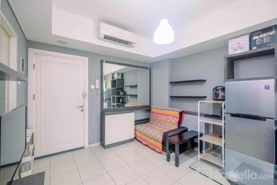 Cozy and Relax 2BR Apartment at Greenlake Sunter By Travelio